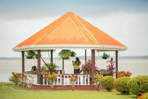 Baganara Gazebo Vacation